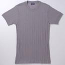 スロギーフォーメンデイリーコットン半袖Tシャツ S.MEN-S23