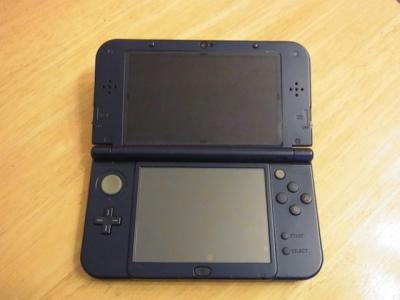 新橋よりご来店 任天堂3DS/PSvita2000修理なら 4U銀座へぜひ!