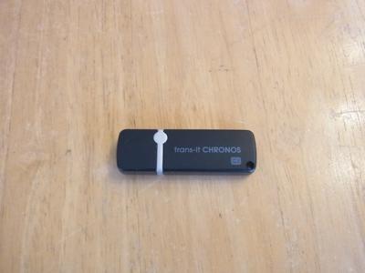 赤坂のお客様 USBメモリデータ復旧の受け付け