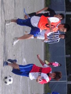 .2008.10.10(Fri)対組サッカー 010.jpg