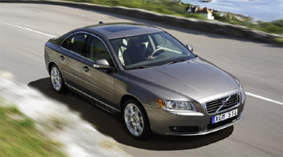 New S80 Front