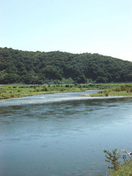 高梁川中流