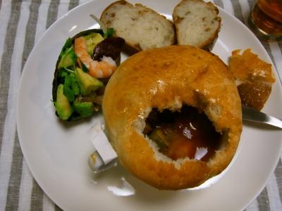 シチューポットパン