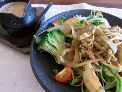 知ちゃんランチサラダ
