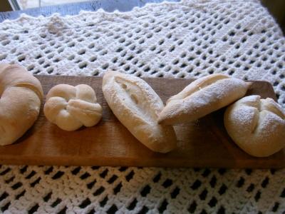飾るパン2