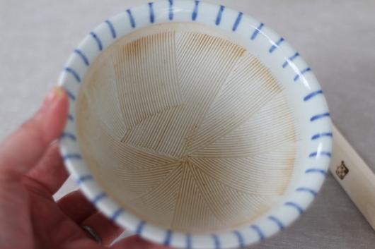 栗原はるみ すり鉢とすりこぎ