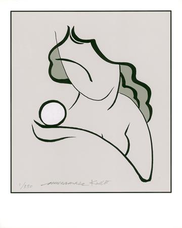 アーティスト・クランブル、特別限定版ジクレー版画