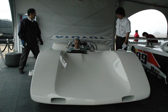 天才レーシングドライバー高橋晴邦・TOYOTA 7と熱き男の軌跡