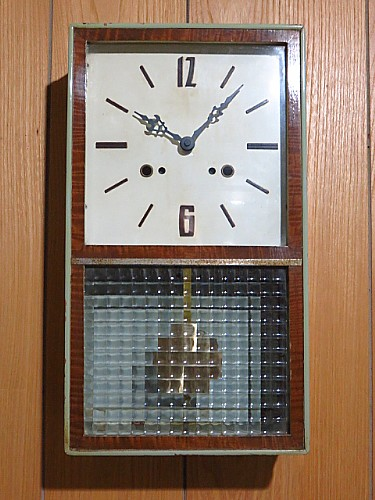 精工舎ボンボン時計再生品