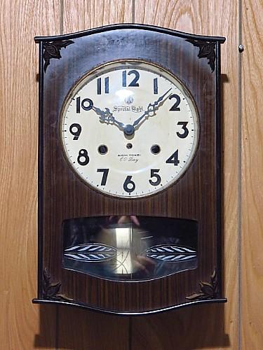 深夜食堂ボンボン時計再生品