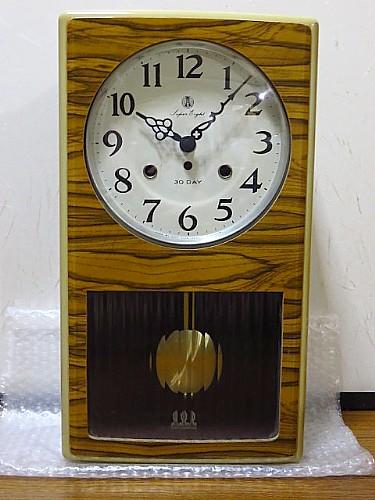 昭和レトロ古時計掛け時計ボンボン時計振り子時計