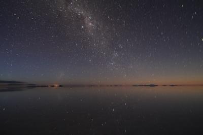 ウユニの星空