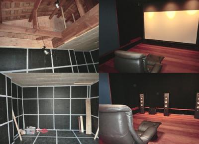 木造防音室