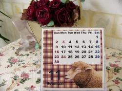 好きな写真を切り抜いてカレンダーを作ろう
