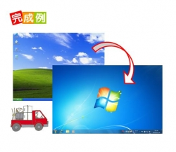 Windows7に乗り換えよう -XPから7へ-デジタルカメラを使ってみよう