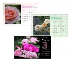 1年分のカレンダーを作ろう