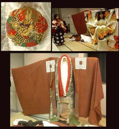 『荒事の衣装』歌舞伎