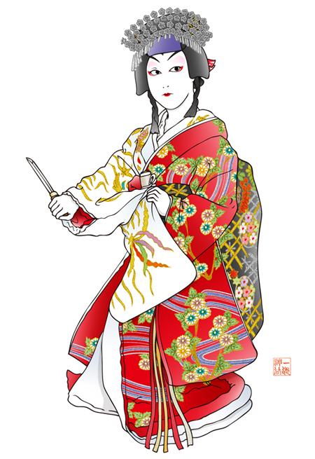 鳴神 雲の絶間姫 歌舞伎