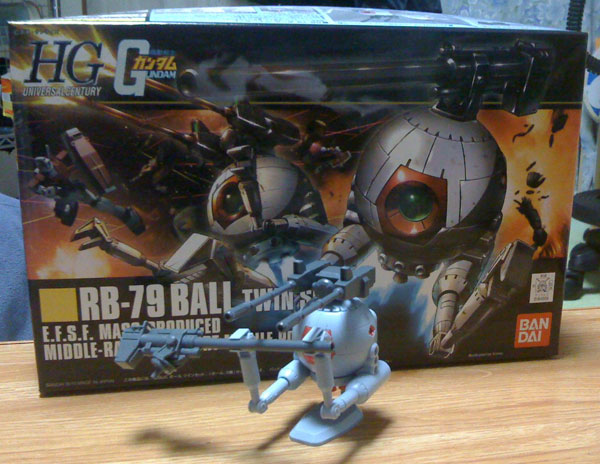 GUNPLA BALL 2