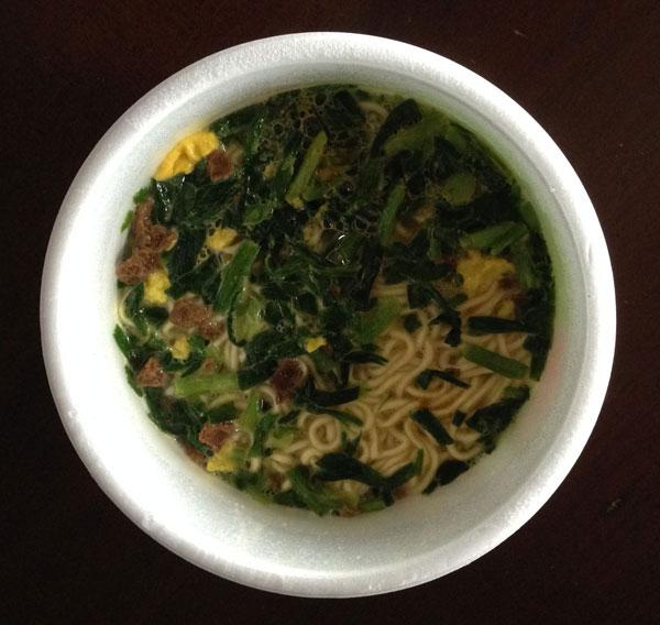 ラブライブカップ麺2
