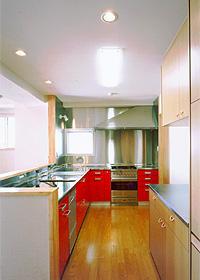 HOUSE N キッチン