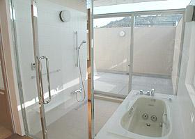 YHOUSE3階浴室
