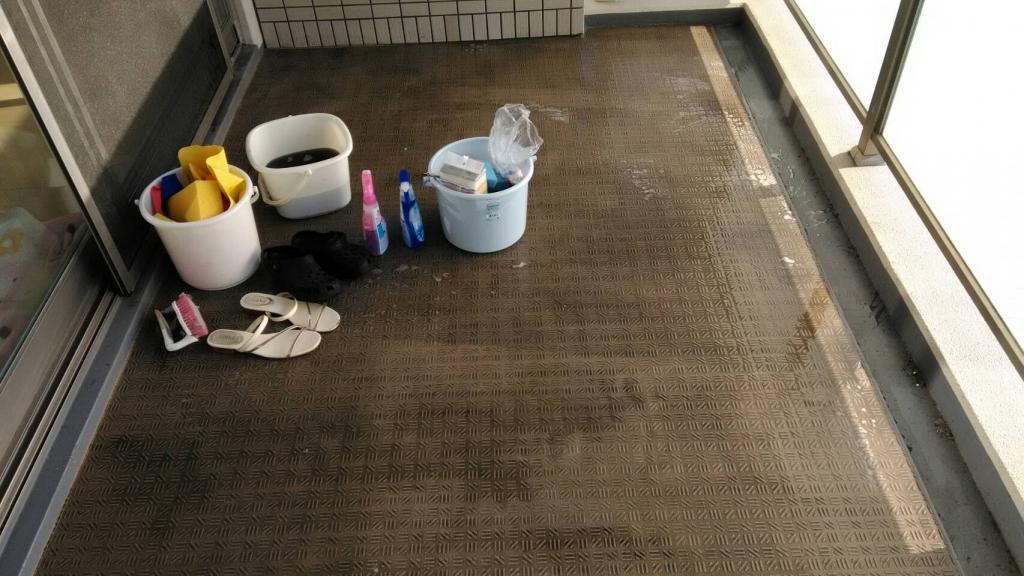 レンジフード」清掃