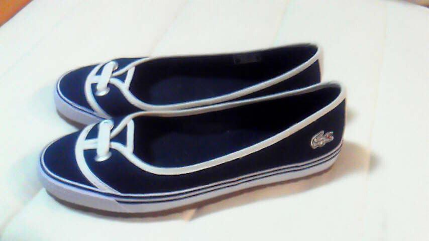 ラコステのshoes