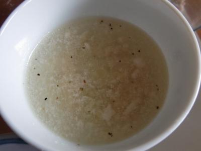 残り物のスープ