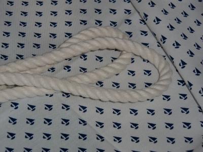 ロープでマリン