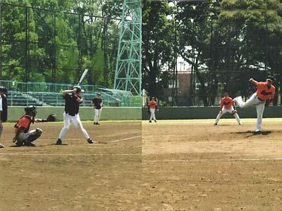 草野球 東京パワーズ