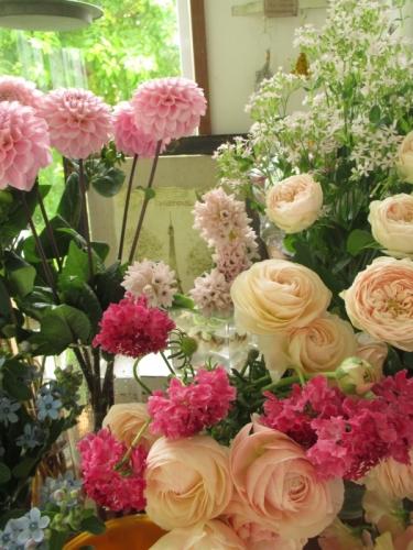 送別 お花