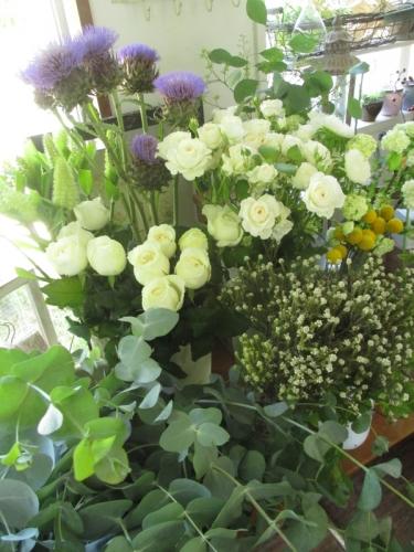 ブランフラワー お花