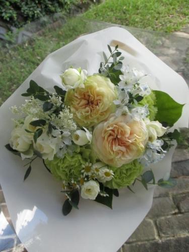ブーケ花束