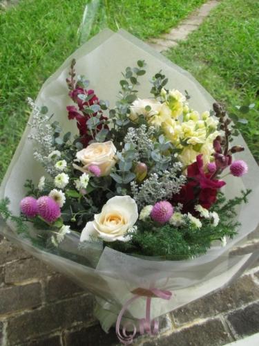 花束 花屋ブランフラワー