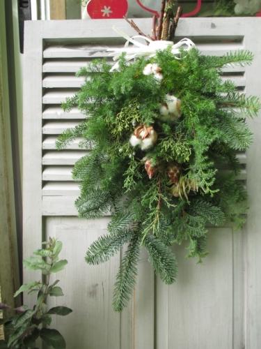 クリスマススワッグ