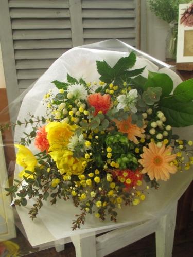 ご結婚記念日花束