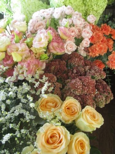 敬老の日 花屋
