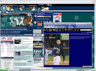 Seattle Mariners official website