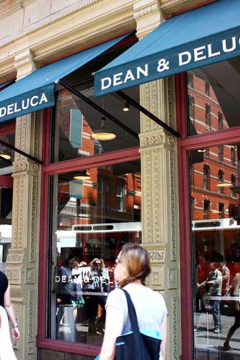 DEAN & DELUCA  New York