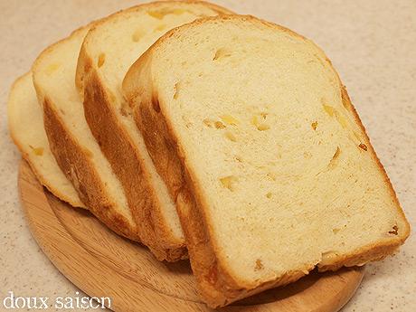 りんごとはちみつのソフト食パン