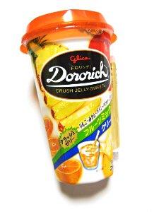 ドロリッチ!・フルーツミックスクリームin