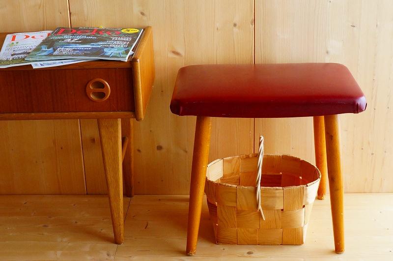 北欧家具/北欧/家具/北欧インテリア/ヴィンテージ/スツール/椅子