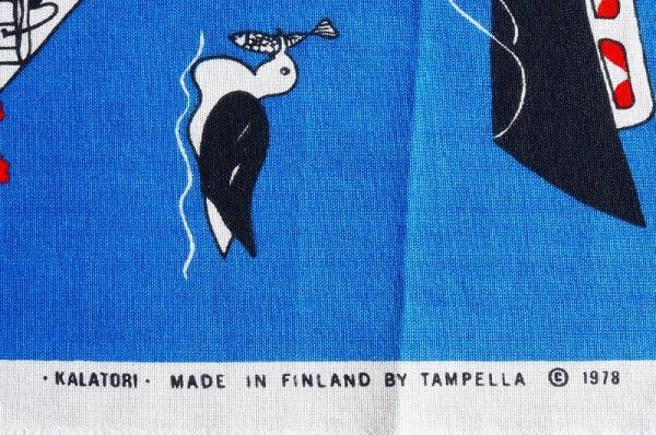 北欧雑貨/北欧生地/北欧/生地/北欧ファブリック/雑貨/tampella/タンペラ/ヴィンテージ