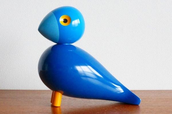 北欧雑貨/北欧/北欧インテリア/雑貨/KAY BOJESEN/カイボイスン/デンマーク/鳥/SONG BIRD/ソングバード/木製/オブジェ/置物