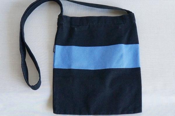 北欧雑貨/北欧/バッグ/ショルダーバッグ/marimekko/マリメッコ/ファッション/ブラック/ブルー