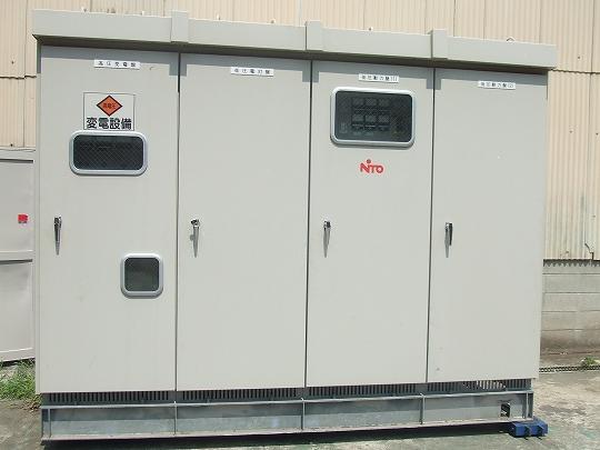 式 受電 設備 高圧 キュービクル