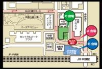 2015青森人の祭典会場マップ