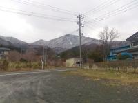 春の雪 月山