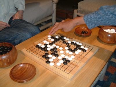 なかいきんし・囲碁